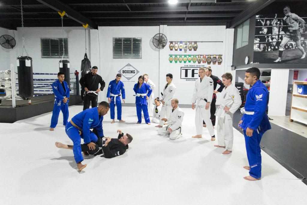 Brazilian Jiu Jitsu at The Fight Centre