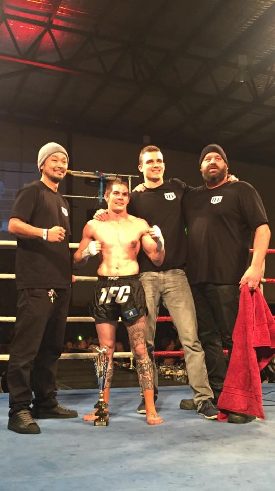 Matty Seden all fought on the July 3 event